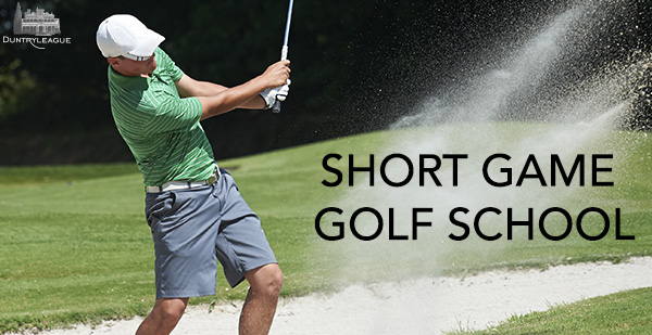 Short Game Golf School