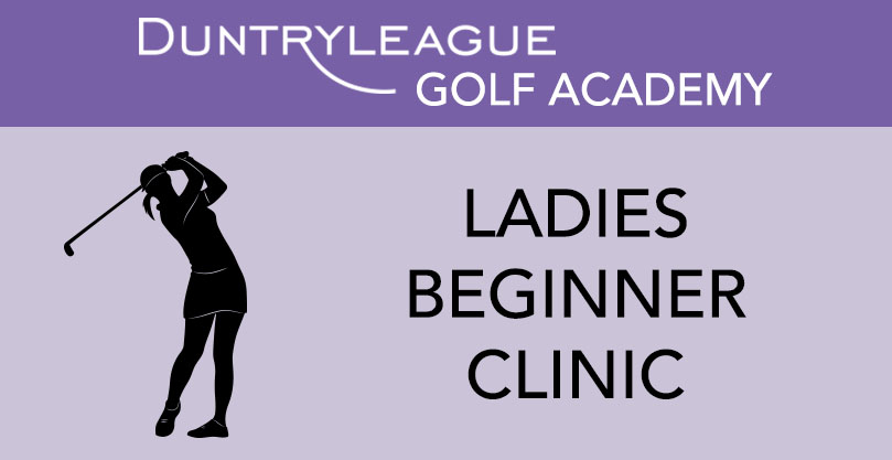 Ladies Beginner Clinic