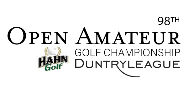 Hahn Golf Open Amateur
