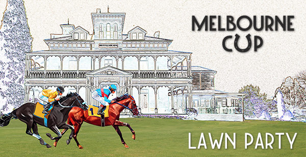 Melbourne Cup Lawn Party at Duntryleague